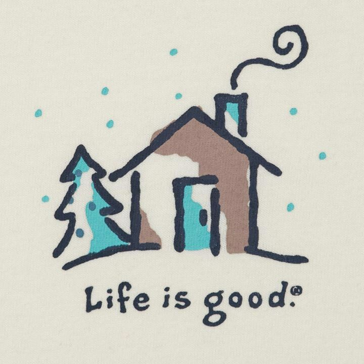 life is good-house